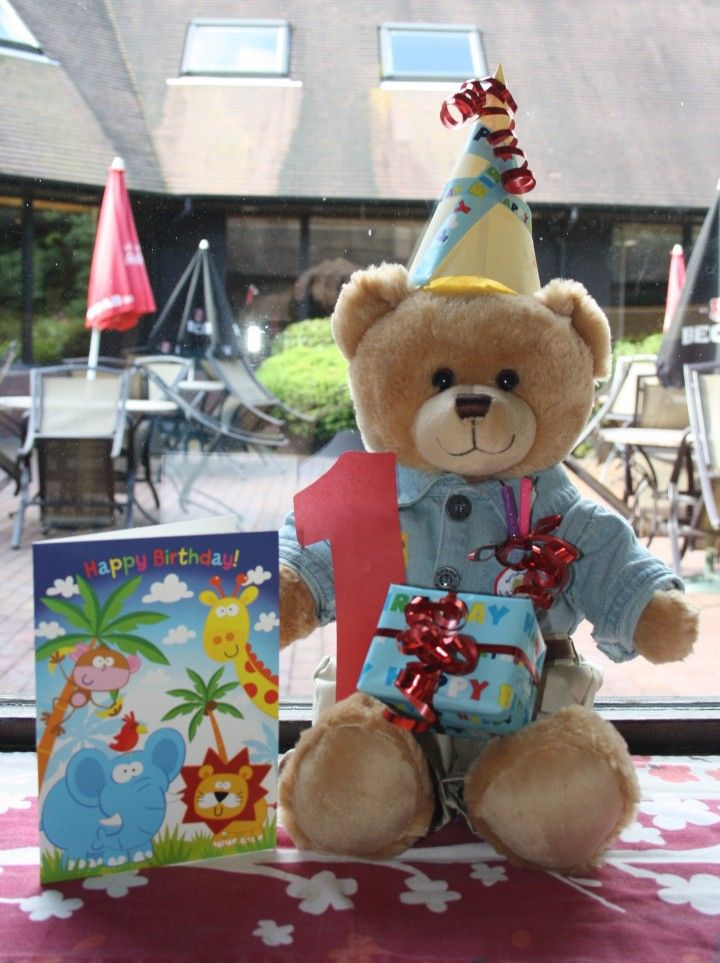 August: Ramada Telford Ironbridge is one year's old!
