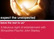 Psychic Nights with Shropshire Psychic John Starkey