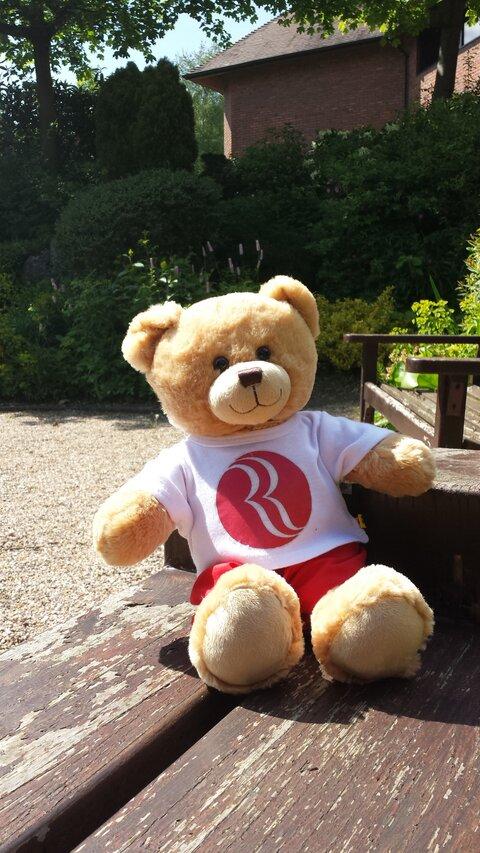 May: Introducing Ralph our Ramada Mascot