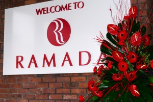 Ramada Telford Ironbridge welcomes special guests