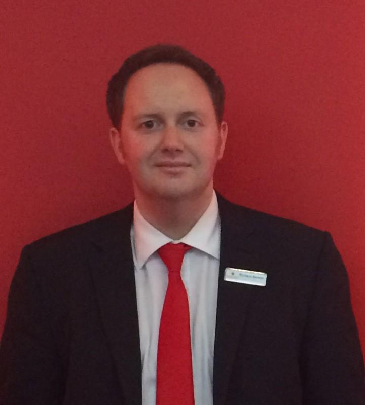 New face joins the Ramada Telford Ironbridge team